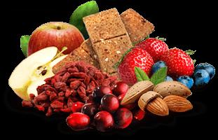 Healthy snacks & fruit