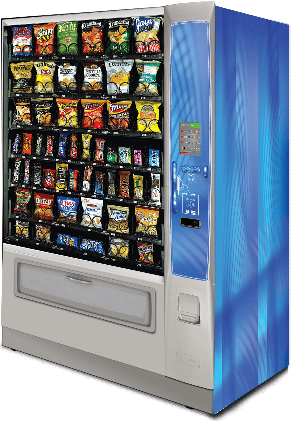 Snacks Vending Machine Image